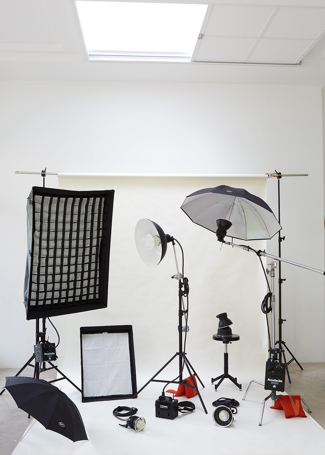 Samsen Studio Equipment